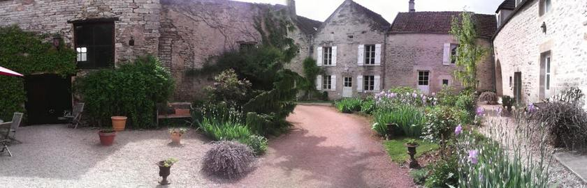 chambre de charme en Bourgogne