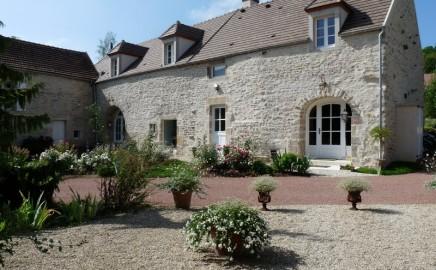 Maison de charme en Bourgogne