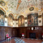 Chateau Ancy le Franc chambres hotes bourgogne