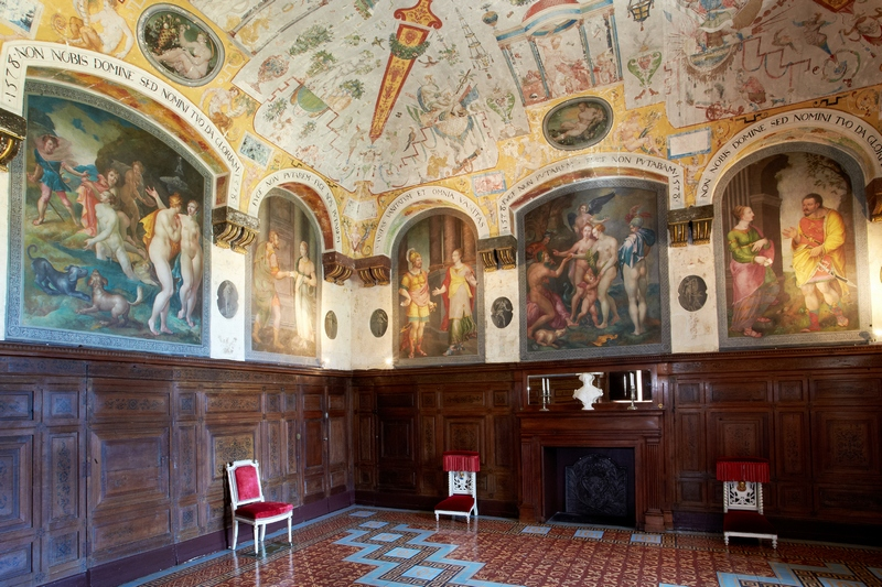Chateau d ancy le franc chambres d 39 h tes en bourgogne - Chambre d hote en bourgogne ...