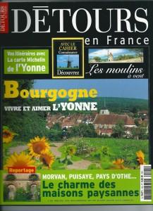 Magazine Detour en France