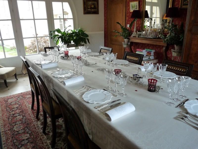 La table d h te chambres d 39 h tes en bourgogne - Chambres d hotes en bourgogne ...