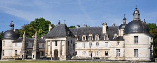 Maison de charme:Château Tanlay