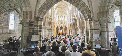 Musicales de Vézelay