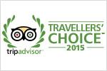 Travellers Choice 2015 Tripadvisor